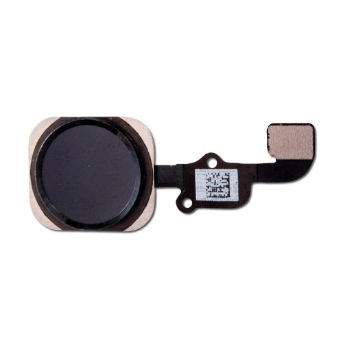 iPhone 6S / 6S Plus Home Button ID Sensor Zurück Taste Knopf Flex Kabel Schwarz