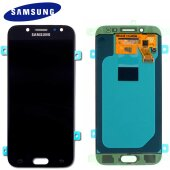 Samsung Galaxy J5 2017 SM-J530F/DS LCD Display+Touch Screen Schwarz (Service Pack) GH97-20738A