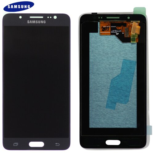 Original Samsung J5 (2016) SM-J510F LCD Display+Touch Screen Bildschirm Schwarz