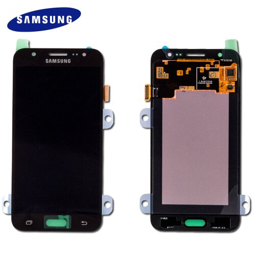 Samsung Galaxy J5 J500F/FN/H LCD Display Touch Screen Bildschirm GH97-17667B Schwarz