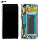 Original Samsung Galaxy S7 EDGE G935F LCD Display+Touch...