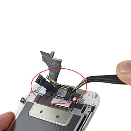 iPhone 6 Plus 5,5 Front Kamera Licht Sensor Face Time Camera Mikrofon Flex Kabel