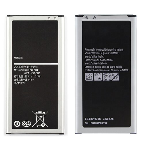 (1Mobile) Akku Für Samsung Galaxy J7 2016 J710F J710FN Battery 3400mAh