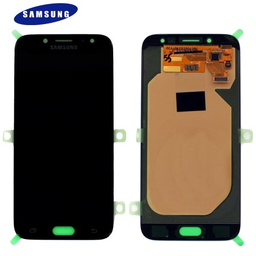 Original Samsung J7 (2017) SM-J730F LCD Display+Touch Screen Bildschirm Schwarz