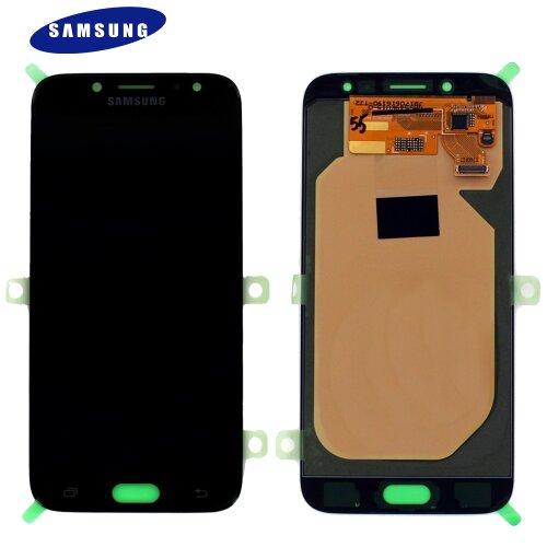 Samsung Galaxy J7 2017 SM-J730F Duos LCD Display Touch Screen GH97-20736A Black