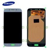 Samsung Galaxy J7 2017 J730F LCD Display+Touch Screen Bildschirm Silver / Blau GH97-20736B
