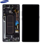 Samsung Galaxy Note 8 N950F LCD Display+Touch Screen (Service Pack) Black GH97-21065A
