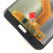 HTC U11 LCD Display Bildschirm Glas Scheibe Touch Screen + B7000 Schwarz