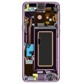 Samsung Galaxy S9 SM-G960F LCD Display+Touch Screen Bildschirm Lila Purple GH97-21696B / GH97-21697B