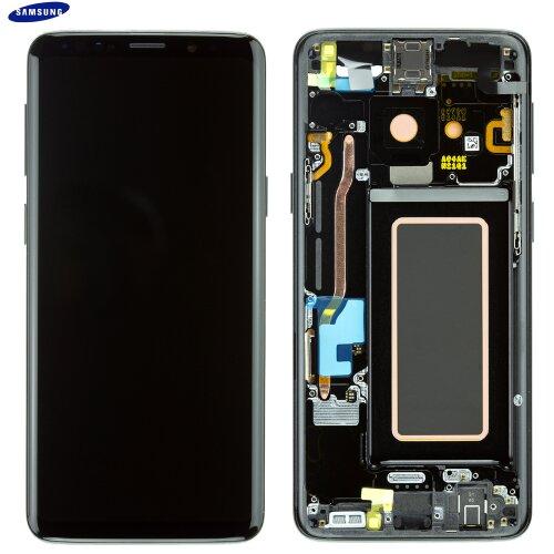 Samsung Galaxy S9 SM-G960F LCD Display Touch Screen GH97-21696A / GH97-21697A Black