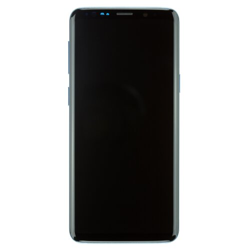 Samsung Galaxy S9 SM-G960F LCD Display Touch Screen Bildschirm Coral Blau GH97-21696D / GH97-21697D