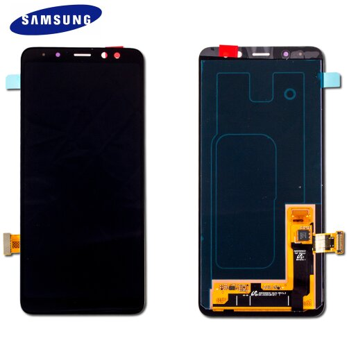 Samsung Galaxy A8 2018 SM-A530F/DS DUOS LCD Display Touch Screen GH97-21406A / GH97-21529A
