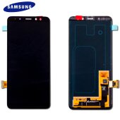 Original Samsung A8 2018 SM-A530F LCD Display+Touch...