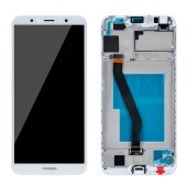 Original Huawei Y6 2018 LCD Display +Touch Glas Screen...