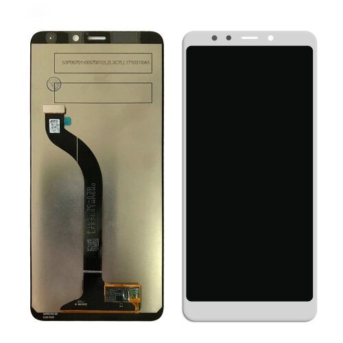 Original Xiaomi Redmi 5 LCD Display+Touch Glas Screen Bildschirm komplett Weiß