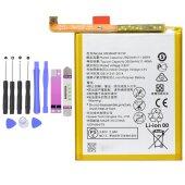 Huawei P10 Lite P9 P9 Lite Honor 8 Akku Batterie Battery...