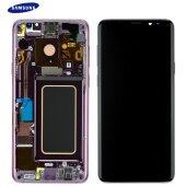Original Samsung Galaxy S9 Plus SM-G965F LCD...