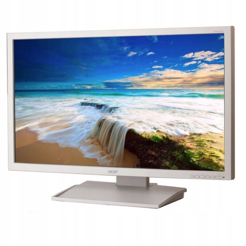 acer tft led monitor 24 b246hlwmdr full hd vga dvi 61 cm. Black Bedroom Furniture Sets. Home Design Ideas
