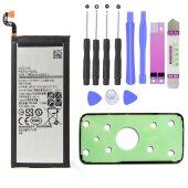 Power Akku Battery für Samsung Galaxy S7 SM-G930F...