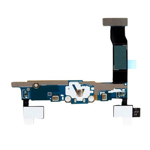 Samsung Galaxy Note 4 SM-N910F Micro USB Dock Connector Flex Kabel Mikrofon Ladebuchse