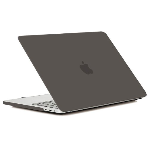 Apple MacBook Pro 13 Schutz Hülle Hard Cover Case (A2159/A1989/A1706/A1708) Grau