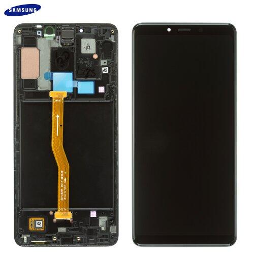 Samsung Galaxy A9 2018 SM-A920F LCD Display Touch Screen GH82-18308A Black