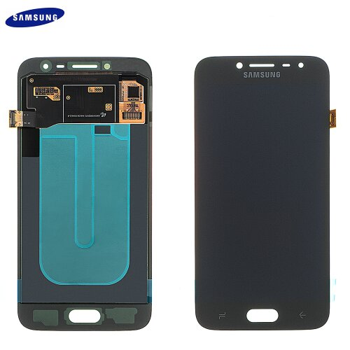 Samsung Galaxy J2 2018 Pro J250 J250F LCD Display+Touch Screen Schwarz (Service Pack)