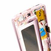 Samsung Galaxy S8 SM-G950F LCD Display Touch Screen Bildschirm (Service Pack) Pink GH97-20457E