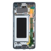 Samsung Galaxy S10 G973F GH82-18850C LCD Display Touch Screen (Service Pack) Prism Blue