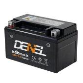 Gel Motorrad Batterie WTX7A-BS MTX7A-BS YTX7A-BS 12V 7Ah ATV Motorroller Quad Wartungsfrei