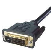 1m Displayport DVI Kabel   Display Port auf DVI-D DVI 24+1 Stecker DP Adapter 1080P
