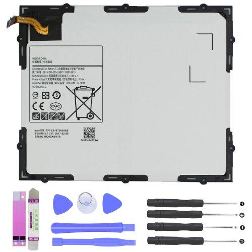 """Akku für Samsung Galaxy Tab A 10,1"""" T580 T585 Batterie Battery EB-BT585ABE"""