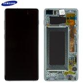 Original Samsung Galaxy S10 Plus G975F GH82-18849E LCD...