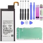Akku Für Samsung Galaxy S6 EDGE SM-G925F EB-BG925ABA...