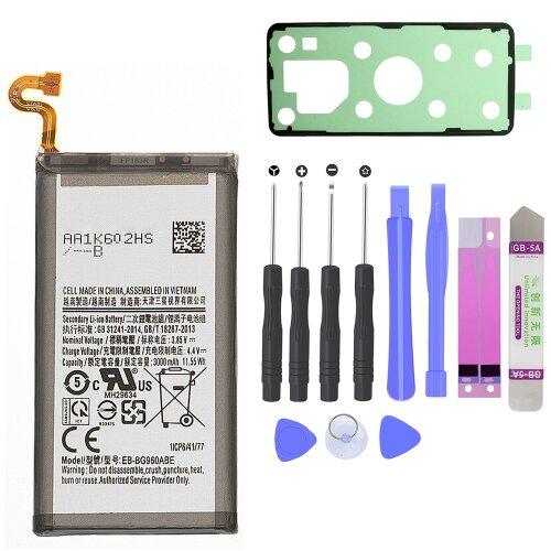 Power Akku für Samsung Galaxy S9 SM-G960F Battery EB-BG960ABE 3000mAh