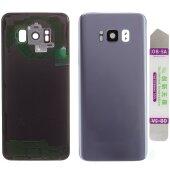 Akkudeckel für Samsung Galaxy S8 mit Kamera Linse...