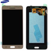 Samsung Galaxy J5 2016 SM-J510F/DS DUOS LCD Display+Touch Screen Gold GH97-18792A