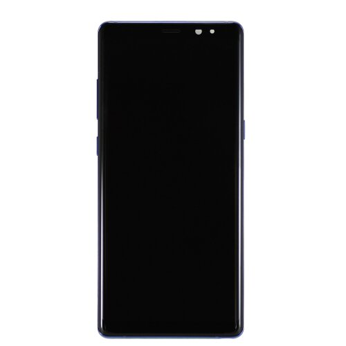 Samsung Galaxy Note 8 N950F LCD Display+Touch Screen (Service Pack) Blau GH97-21065B