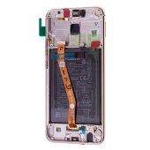 Original Huawei Mate 20 Lite LCD Display+Touch Screen Bildschirm Rahmen mit Akku Gold