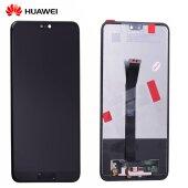 Original Huawei P20 EML-L29 LCD Display+Touch Screen Bildschirm 02351WKF Schwarz