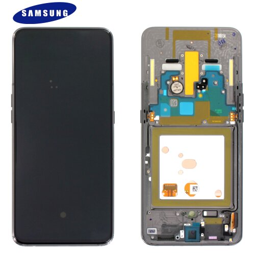 Samsung Galaxy A80 SM-A805F LCD Display Touch Screen GH82-20348B Black