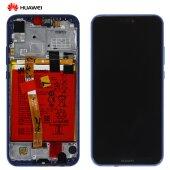 Huawei P20 Lite LCD Display Touchscreen Bildschirm Rahmen...