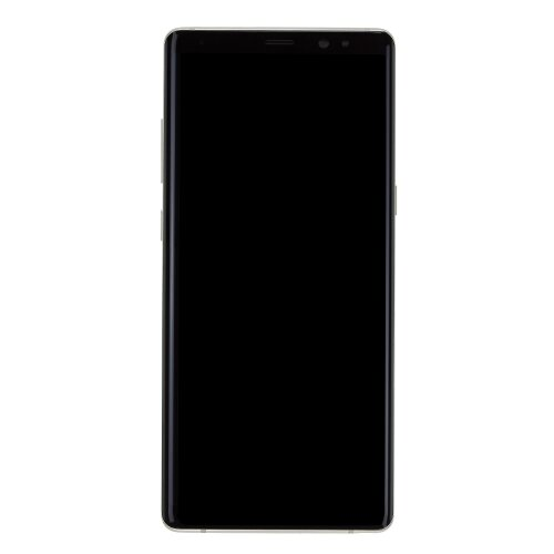 Samsung Galaxy Note 8 N950F LCD Display+Touch Screen (Service Pack) Gold GH97-21065D