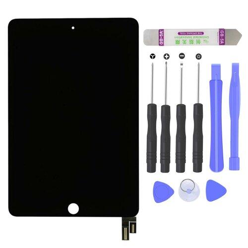 """iPad Mini 4 7,9"""" 2015 A1538 A1550 LCD Display Einheit RETINA Bildschirm Anzeige Black"""