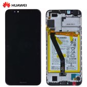 Original Huawei Y6 2018 LCD Display Touch Screen...