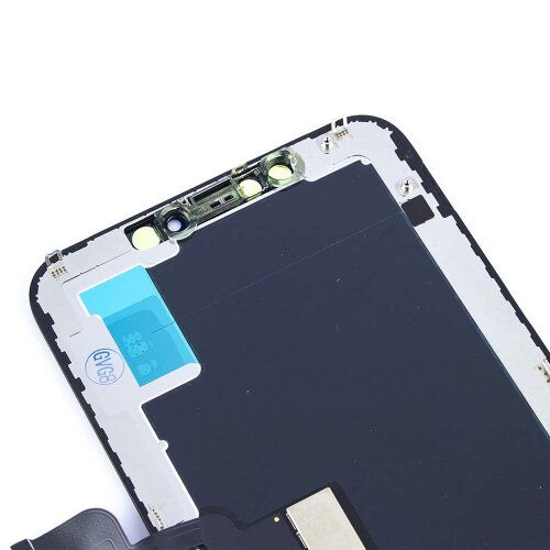 iPhone XS Max 6,5 3D Retina LCD Display Bildschirm Glas Scheibe Touch Screen Digitizer Schwarz