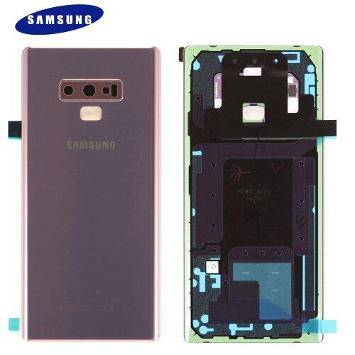 Original Samsung Galaxy Note 9 N960F Akkudeckel Backcover GH82-16920E Lavender Purple
