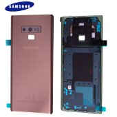 Original Samsung Galaxy Note 9 N960F Akkudeckel Backcover...
