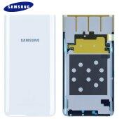 Original Samsung Galaxy A80 A805F Akkudeckel Battery Cover Backcover Silber GH82-20055B