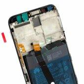Original Huawei Mate 10 Lite LCD Display+Touch Screen Bildschirm mit Akku 02351QCY / 02351PYX Black